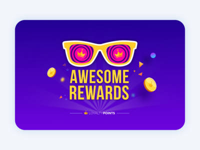 Awesome Rewards!!