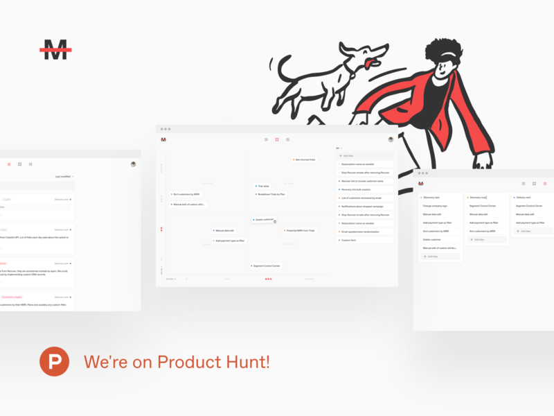 Makergrid · Product Hunt Launch product manager product management ui maker makergrid