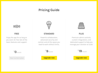 040 –– Pricing Table
