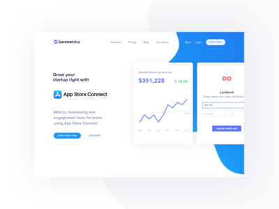 Baremetrics for Apple App Store Connect