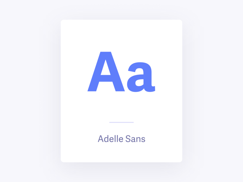 Switching to a new typeface! typogaphy analytics design baremetrics typeface