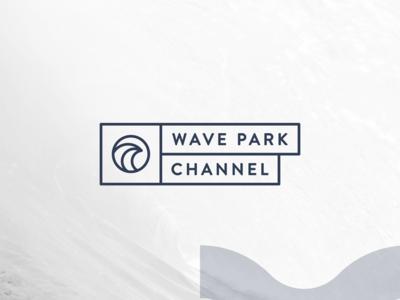 Wave Park Channel Logo Design