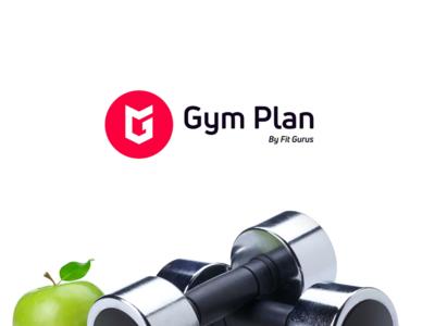 Gym Plan Logo Design