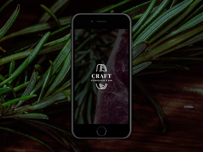 Daily UI steakhouse ui daily