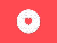 Nestlé Polo Mints - Valentine's Day