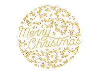 Merry Christmas Vector 🎄🎅