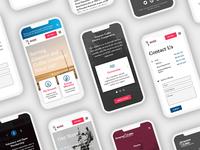 Mobile Screens Mockup