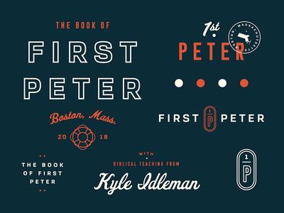 1 Peter Series Brand Exploration
