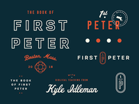1 Peter Series Brand Exploration