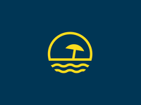 Beach Real Estate Logo