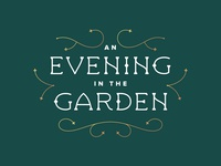 An Evening in the Garden