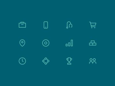 Riata Icons