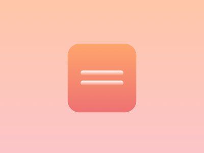 Daily UI 5/100 Apps Icon calculator ui appicons icon logo ux uiux ui dailyui app