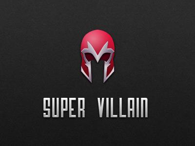 Super Villain magneto super villain helmet x-men