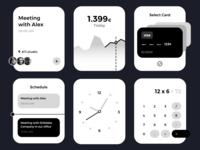 Apple Watch UI - Business