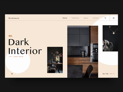 Architects 2.0 perfect layout wobble fluid studio minimal architectural architechture reveal interaction website landing page light easing effect ripple webgl art architects architect