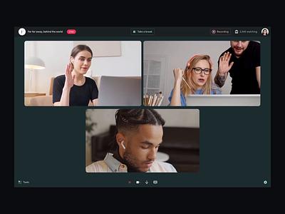 Reach.live Video call meet google meet whereby meeting video call video