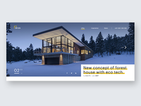 Architect web | Concept