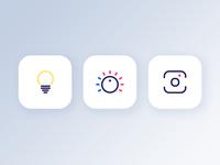 Homekit App Icons | Daily UI Challenge #005