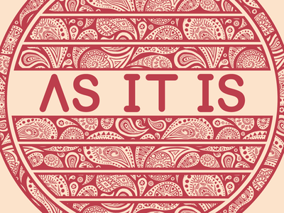 """As It Is - """"Paisley"""""""