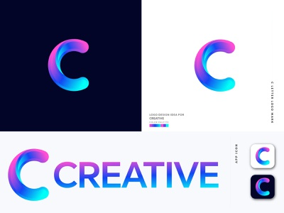 Modern logo design logo mockup free logo modern logo minimalist logo logodesign logo mark logo maker c letter logo design modern logo design