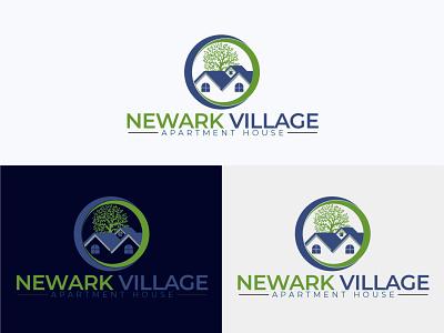 Real Estate Logo | Architecture Logo | Home Logo | brand identity free logo modern logo design logo home development