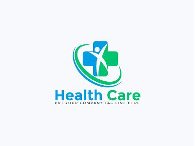 Health Care Logo Design   Medical Logo   Logo Design   Health company logo free logo logo design brand identity modern logo design logo maker