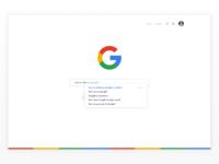 Google redesing 3x