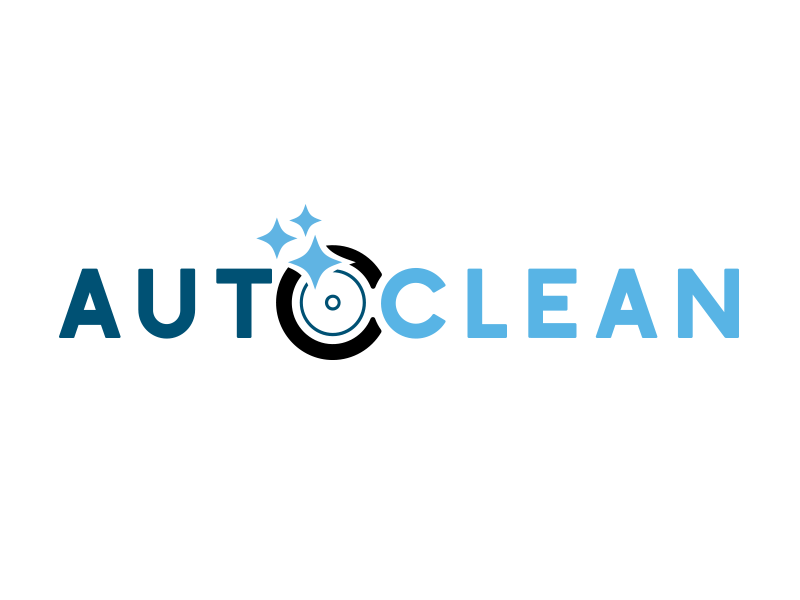 Autoclean Logo Concept Sparkle 1 By Richard Wiggins On