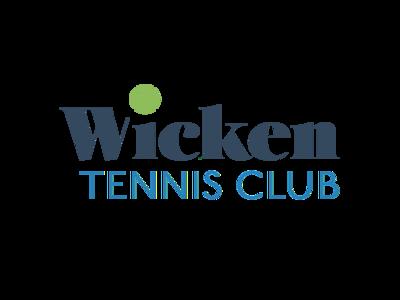 Wicken Tennis Club logo idea