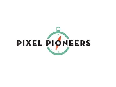 Pixel Pioneers Final Logo