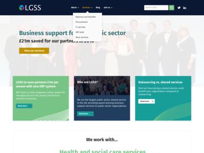 LGSS Website