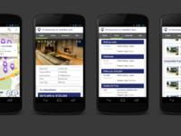 App screens nexus 4