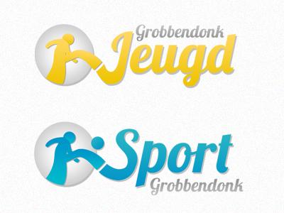 Jeugd/Sport Grobbendonk youth sports town grobbendonk logo
