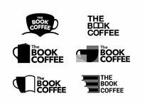 Logo daily 04_The Book Coffee
