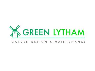 Green Lytham branding logo