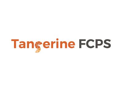 Tangerine FCPS logo