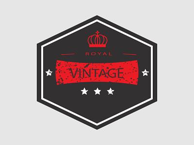 Vintage Premium Logo Design Template grunge effect illustrator brand identity typography colorful logo business vintagefashion gradient vintage retro branding graphic design ui vintageforsale design apps icon logos logo