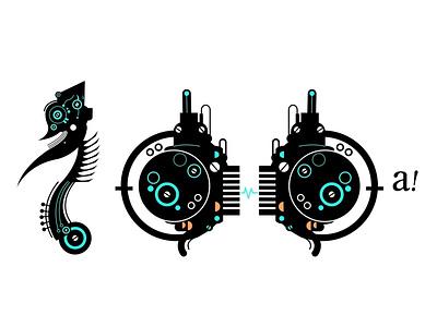 One Hundred one line power krotalon zero one machine energy machine gun