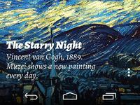 Muzei Live Wallpaper — Art Detail