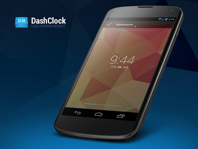 DashClock Widget android holo