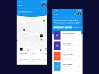 Job Discovery & Connection App