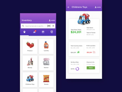 Inventory Management System Designs Themes Templates And Downloadable Graphic Elements On Dribbble