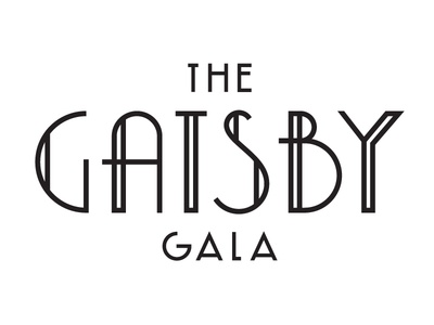 The Gatsby Gala - Lettered