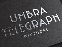 Umbra Telegraph Pictures Logo - Lettered