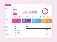 Analytics Admin UI Design