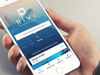 RIVI App Design
