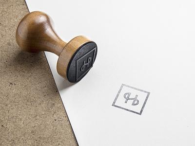 Hautstil Stamp cosmetic stempel stamp icon logo corporate design cd ci branding hautstil