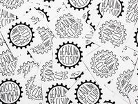 Deadline Decision Stickers