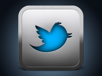 Twitter for iPhone Icon - Reinterpreted